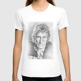 Roger Waters of Pink Floyd (ANALOG zine) T-shirt