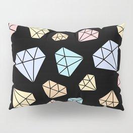 CUTE PASTEL DIAMONDS #2 Pillow Sham
