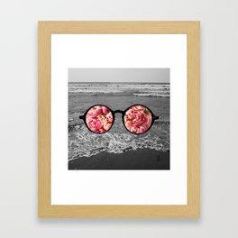 iFloral Framed Art Print