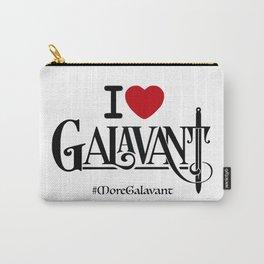 #MoreGalavant I❤️Galavant Carry-All Pouch