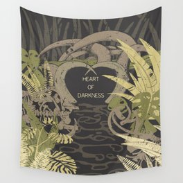 Books Collection: Heart of Darkness Wall Tapestry