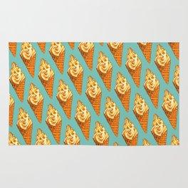 Ice Cream Pattern - Vanilla Rug