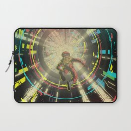 It Goes on Forever... Laptop Sleeve
