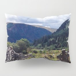 Glendalough, Ireland Pillow Sham