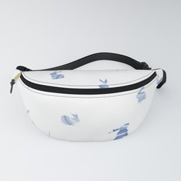 pattern with bunnies Fanny Pack