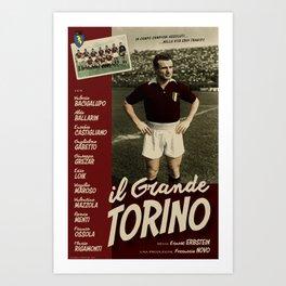 Il Grande Torino Art Print