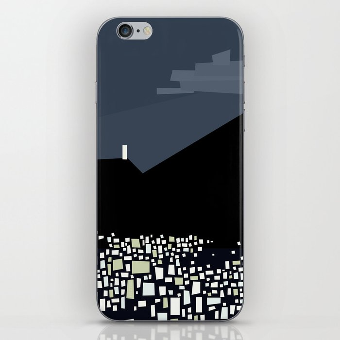 Caracas City at Night by Friztin iPhone Skin