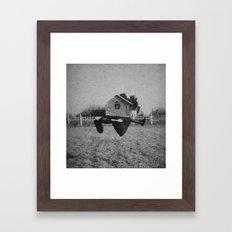 Levitation Framed Art Print