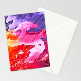 Colour bomb Stationery Cards