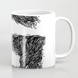 The Illustrated G Coffee Mug