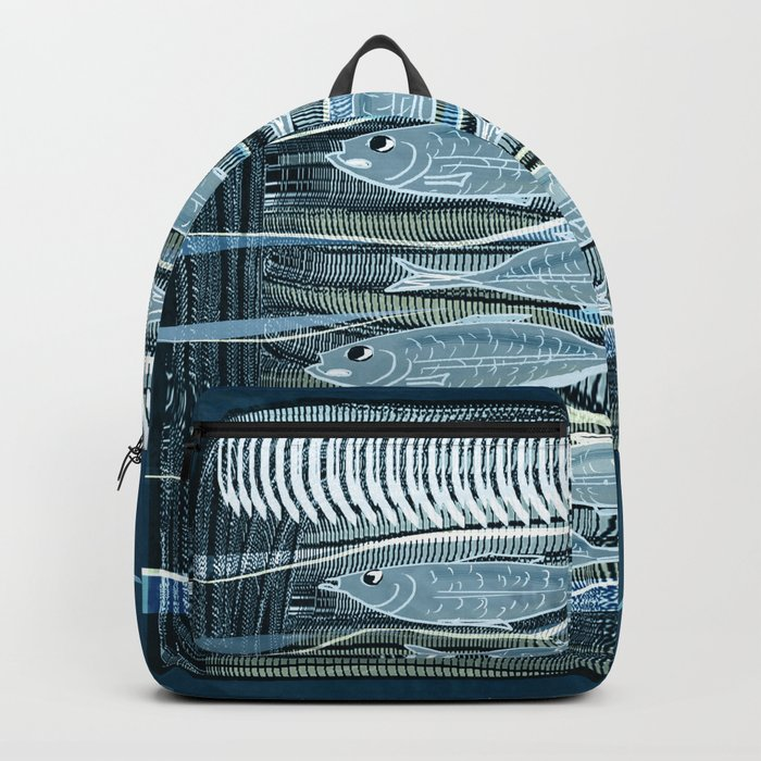 Fish Food Backpack