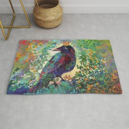 King for a Day Rug