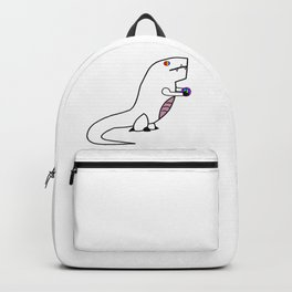 Albino Dino Backpack