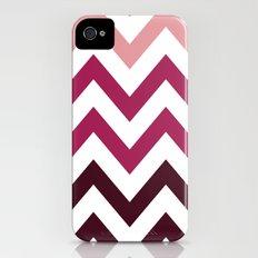 PINK FADE CHEVRON iPhone (4, 4s) Slim Case