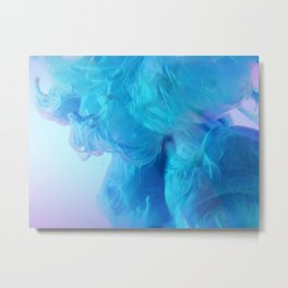 Avatar Ink Metal Print