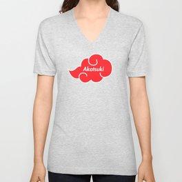 Akatsuki streetwear Unisex V-Neck