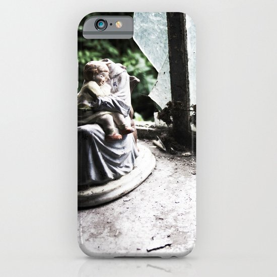 The Headless Mother iPhone & iPod Case