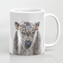 Fluffy Cow - Colorful Coffee Mug