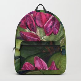 Rhododendron Bud Backpack
