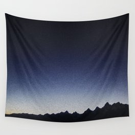 Afterglow Wall Tapestry