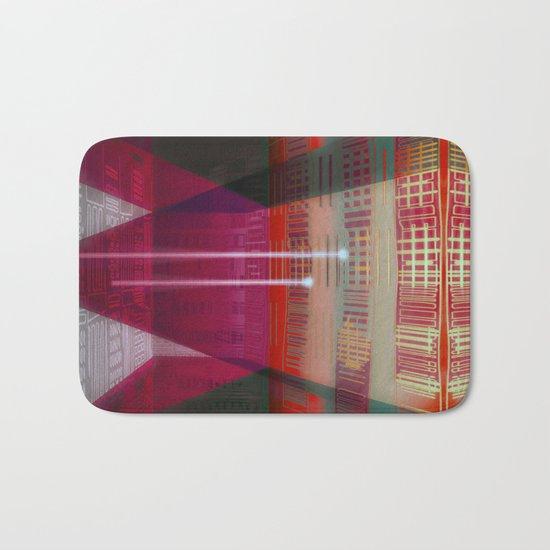 Atlante / CIRCUITS GLEAM Bath Mat