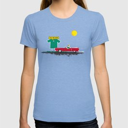 Roadtrip to nowhere T-shirt