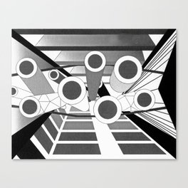 The Commons Canvas Print