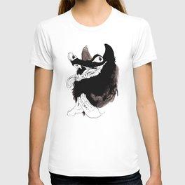 Never trust a wolf T-shirt