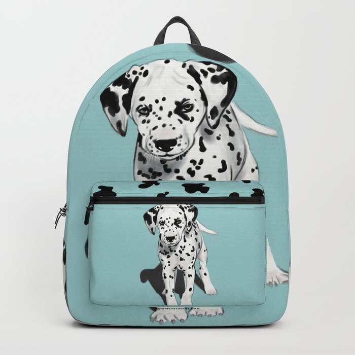 Dalmatian Puppy Backpack