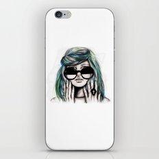 Fiona Wildfox  iPhone & iPod Skin