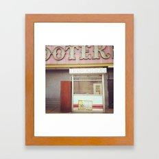 Eldorado, Coney Island Framed Art Print