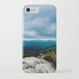 Blue Ridge Mountain Song iPhone Case