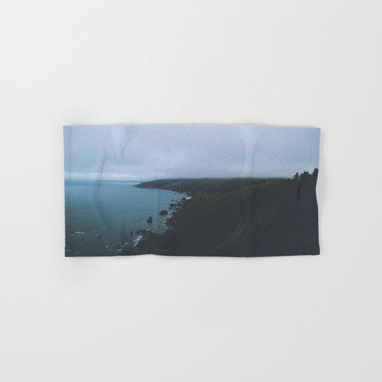 Moody landscape II Hand & Bath Towel