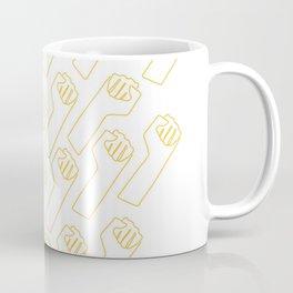 Unity Fist Coffee Mug