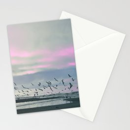 The Seagulls 3 Stationery Cards