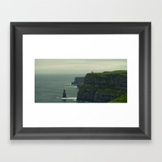 Fabled Aire Framed Art Print