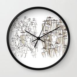 Taste Wall Clock