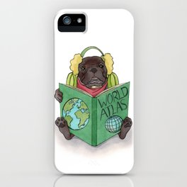 Cornie iPhone Case