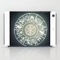 "zodiac iPad Cases featuring ""Zodiac"" by DiegoC"