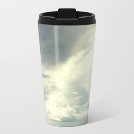 Sea& clouds Travel Mug