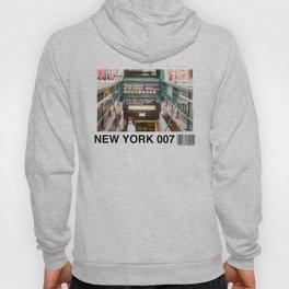New York 007 Hoody