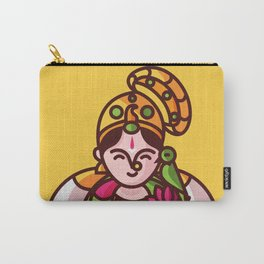 Srivilliputhur Andal Carry-All Pouch