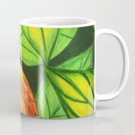 Colorful Tropical Bird Coffee Mug