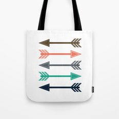 Arrows Tote Bag