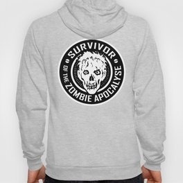 Survivor of the Zombie Apocalypse Hoody