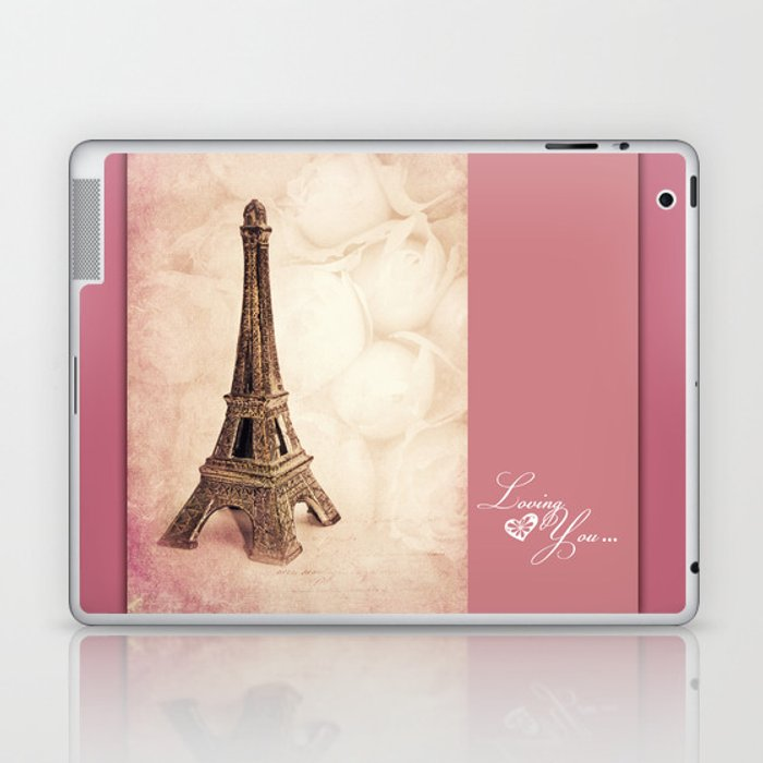 LOVING YOU ... Laptop & iPad Skin