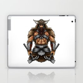 Norseman Berserker | Viking Warrior Valhalla Odin Laptop & iPad Skin