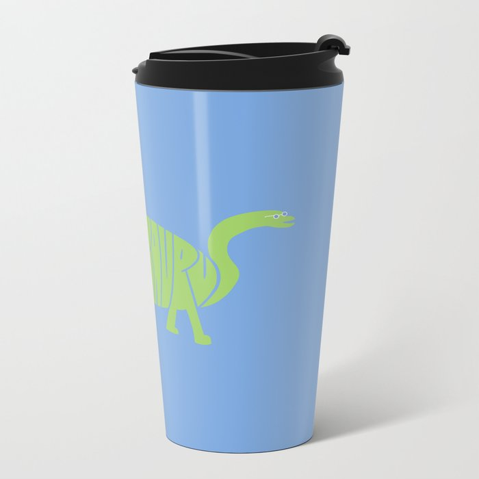 Thesaurus Metal Travel Mug
