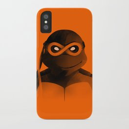 Michelangelo Forever iPhone Case