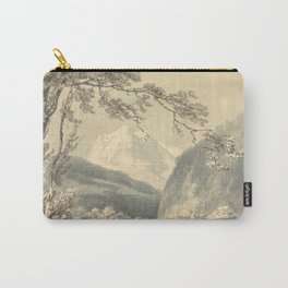 """J.M.W. Turner """"Near Grindelwald"""" Carry-All Pouch"""